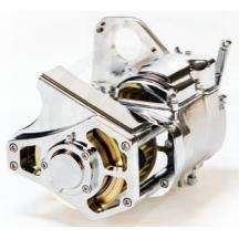 Speed Right Side Drive Transmission Polished Harley