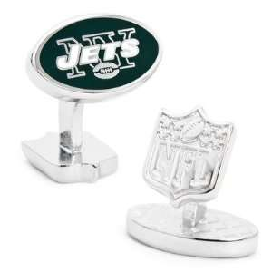 New Palladium New York Jets NFL Football Cufflinks Cuff