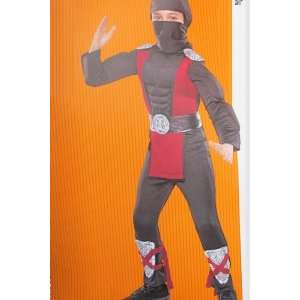 Muscle Ninja Child Costume   Small