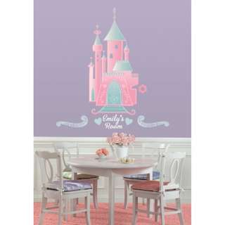 Disney Princess Wall Decals~Cinderella, Ariel, Belle,Tiana, Jasmine