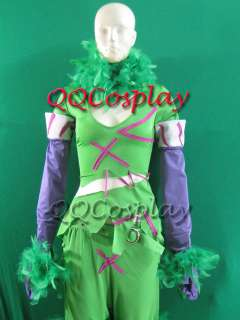 Soul Calibur 3 Tira Costume Cosplay
