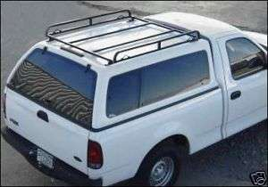 Truck Cap or Hard Tonneau Rack fits most pickup trucks