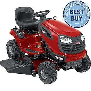 Gas Powered Riding Lawn Tractor  Craftsman Lawn & Garden Riding Mowers
