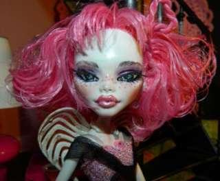 Cupid~Daughter of Eros~Ooak Monster High Doll~Dressed~