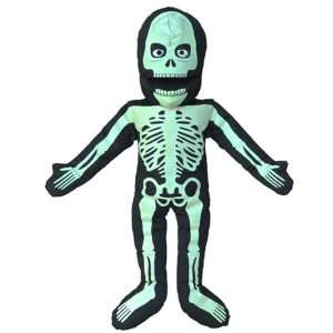 Skeleton Glow in the Dark Full Body Puppets, 25 in. Toys