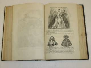 ARTHURS HOME MAGAZINE Vol. XXVII January to June 1866 Bound Volume