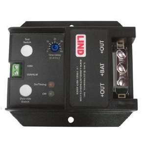 Lind Electronics Low Profile Shutdown Timer 4hr Adjustable Time Screw