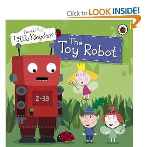 little kingdom ; the toy robot (9781409308898) Unknown Books