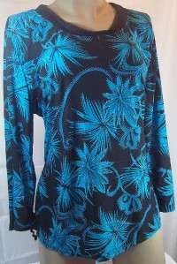 New Everyday Womens Plus Size Clothing Black Shirt Top Blouse 1XL 2XL