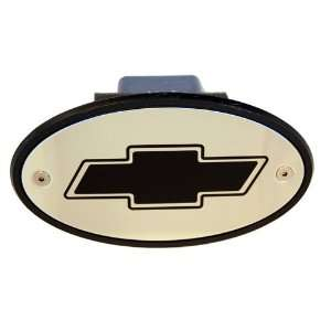 Chevrolet Bowtie Hitch Receiver Cover