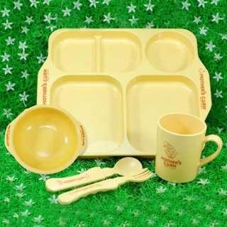 Eco friendly Versatile Toddler Meal plate set_Bset
