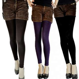 Fleece Lined Thermal Tights Leggings Fast Delivery worldwide