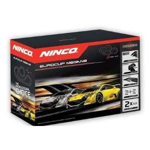 1/32 Ninco Analog Slot Car Race Track Sets   Eurocup