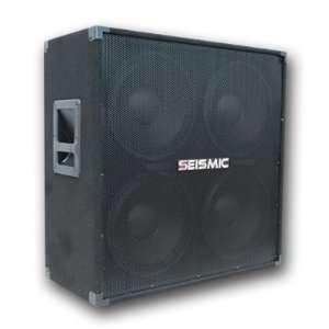 Audio   412 GUITAR SPEAKER CABINET   4x12 400 Watts PA/DJ PRO AUDIO