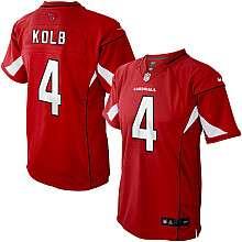 Infant Nike Arizona Cardinals Kevin Kolb Game Team Color Jersey (12m