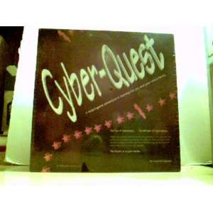 Cyber Quest   A Board Game Adventure in Learning for You