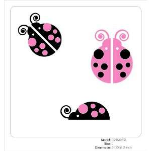 WallDIY Lady bugs removable wall lady bugs vinyl decal