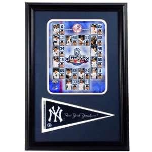 2009 New York Yankees World Series Champions 12 x 18