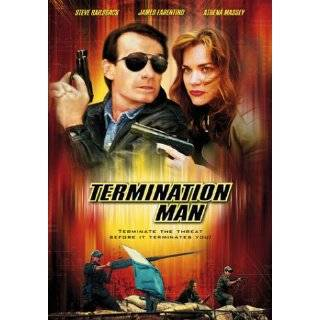 dvd with termination man steve railsback dvd $ 4 97
