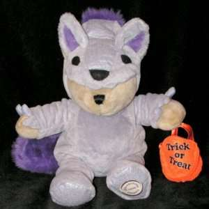 Starbucks Bear Purple Wolf: Toys & Games