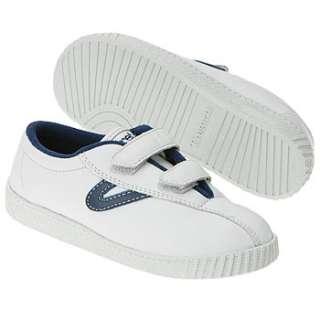 Athletics Tretorn Kids Gullwg Nylite Lthr V IF White/Estate Blue Shoes