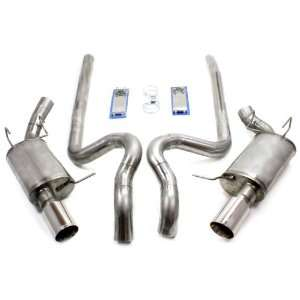 Stainless Steel Exhaust System for Mustang 5.0 2011 Automotive