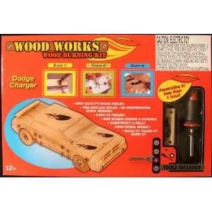Plane oys Wood Works Wood Burning Car Ki oys & Games