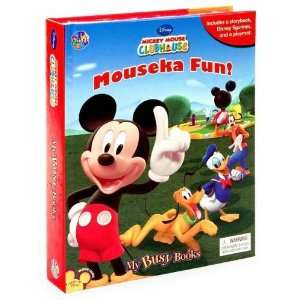Disney Mouseka Fun! Mickey Mouse Clubhouse Series book