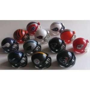 NFL Football Mini Helmets Capsule Toys   Vending Toys 12
