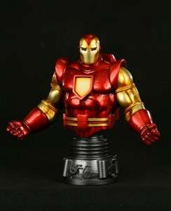 Iron Man Space Armor Bust by Bowen Designs by the Kucharek Brothers