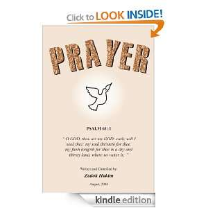 Prayer eBook: Zadok Hakim: Kindle Store