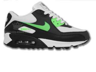 Nike Air Max 90 Neu Schwarz/grün/Weiss Größen wählbar 42   47,5