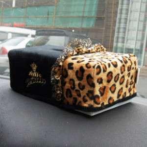 Diffe Princess Auto Tissue Box Taschentuch Hülle Leo