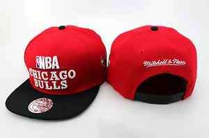 BULLS NEW MODEL#33 tyga TISA MITCHELL&NESS OLD YMCMB SNAPBACK CAP HAT
