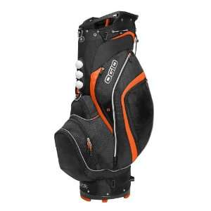 Ogio 2012 Torque Golf Cart Bag (Burst) Sports & Outdoors