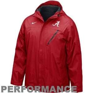 Nike Alabama Crimson Tide Crimson Conference Storm FIT