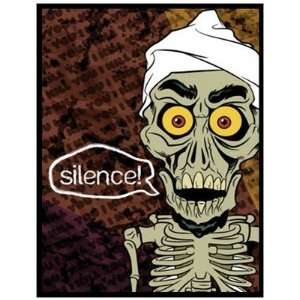 Magnet (Large): Achmed The Dead Terrorist   SILENCE! I