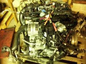 Motor N47 BMW 520 Diesel E60 II E61 X3 30.000 km