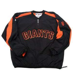 San Francisco Giants Authentic Elevation Gamer Jacket font