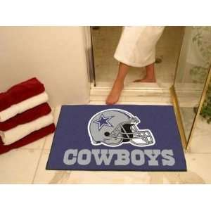 Exclusive By FANMATS NFL   Dallas Cowboys All Star Rug