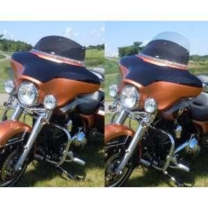 Harley Davidson FLHT Adjustable Baggershield 7.5 11.5