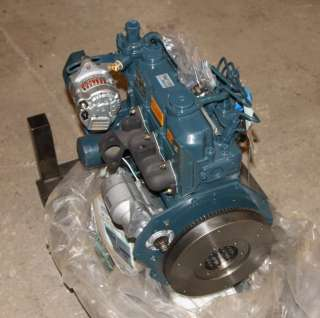 Kubota D1305 ET02 Diesel engine 21.7kW 1.3l EU2 NEW