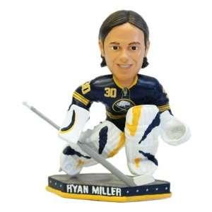 Buffalo Sabres NHL Ryan Miller Forever Collectibles Rink Base Bobble