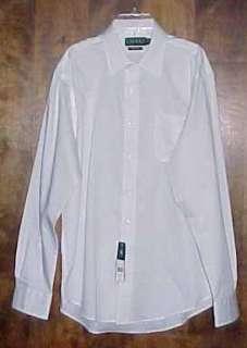 Mens Polo Ralph Lauren Shirt   16 34 35 $59.50