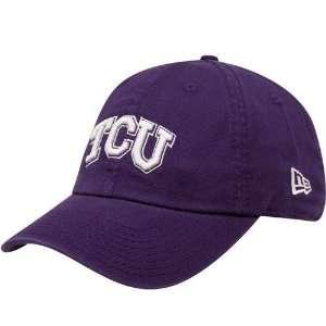 New Era Texas Christian Horned Frogs (TCU) Purple GW 920