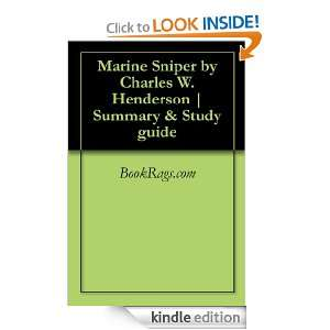 Marine Sniper by Charles W. Henderson  Summary & Study guide