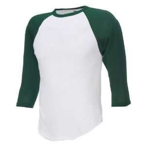 Rawlings Adults 3/4 Sleeve Shirt Sports & Outdoors