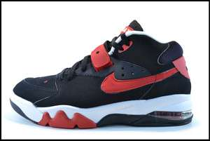 315065 061] Air Force Max B Black Red White
