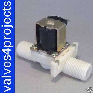 Electric Solenoid Valve   Water etc. (DDT CS 12VDC)
