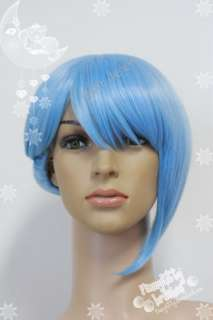 New tiger and bunny blue rose TITAN INDUSTRY cosplay wig L40